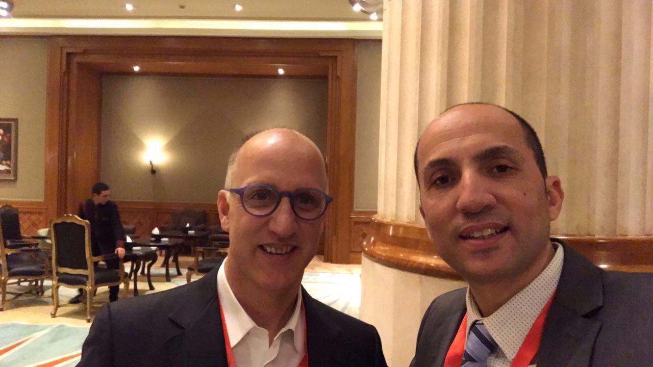 Congreso Sociedad Egipcia de Artroscopia