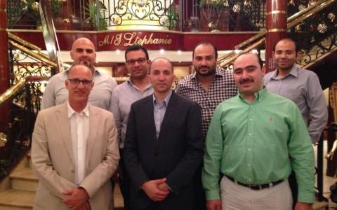 El Dr.Tey participa en el primer curso de Artroscopia de cadera organizado en Egipto